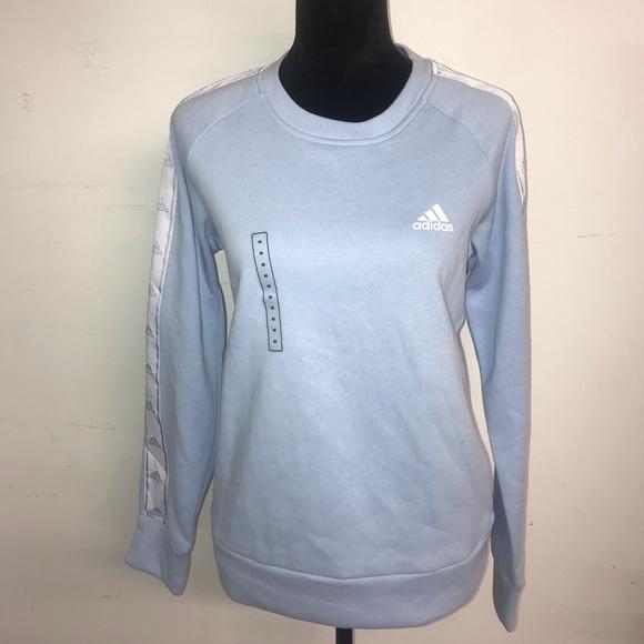Adidas Originals Baby Blue Sweatshirt